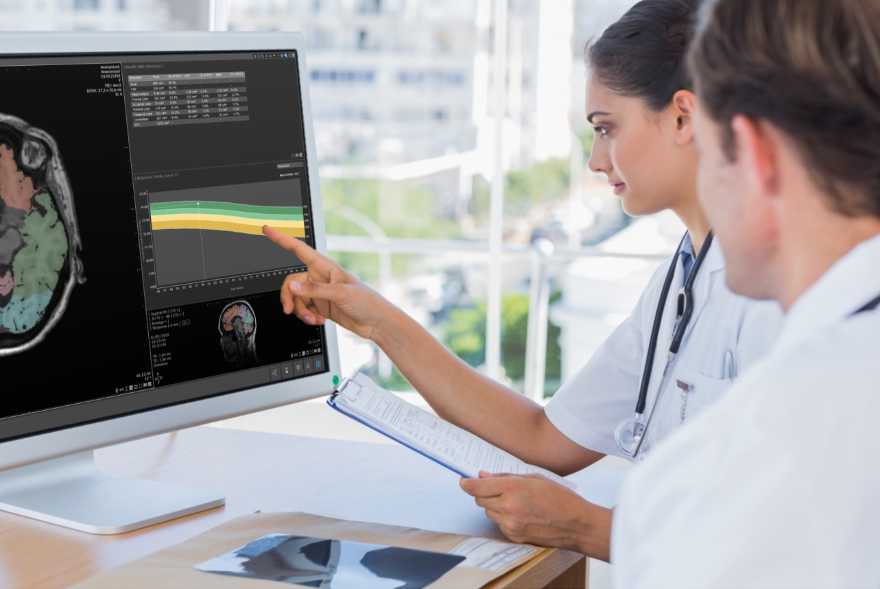 artificial intelligence radiology software