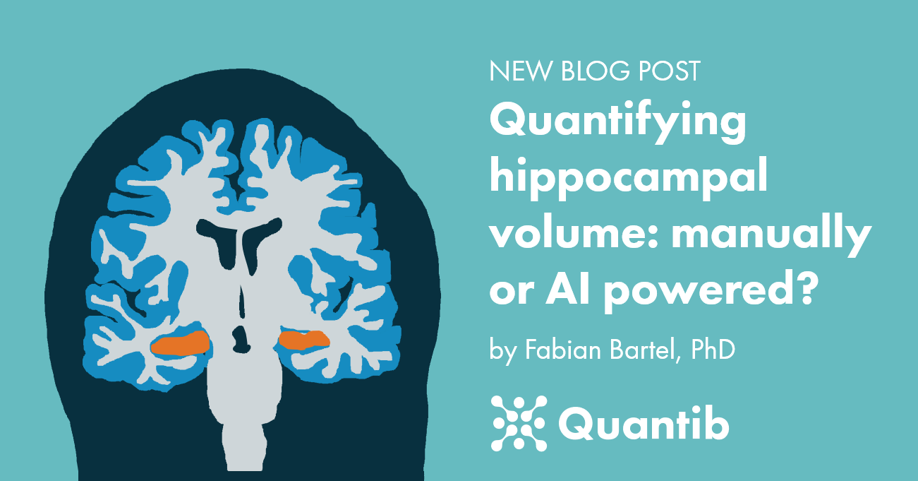 Using artificial intelligence to measure hippocampal atrophy