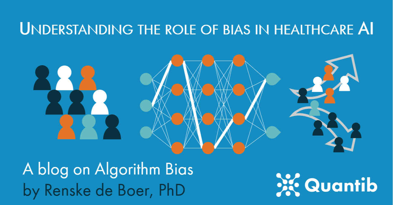 Algorithm bias in artificial intelligence in healthcare